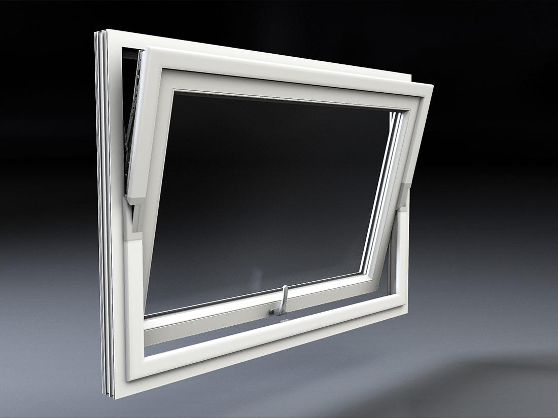 Finestra-pvc-Nurith-apertura-bilico-semi-aperta